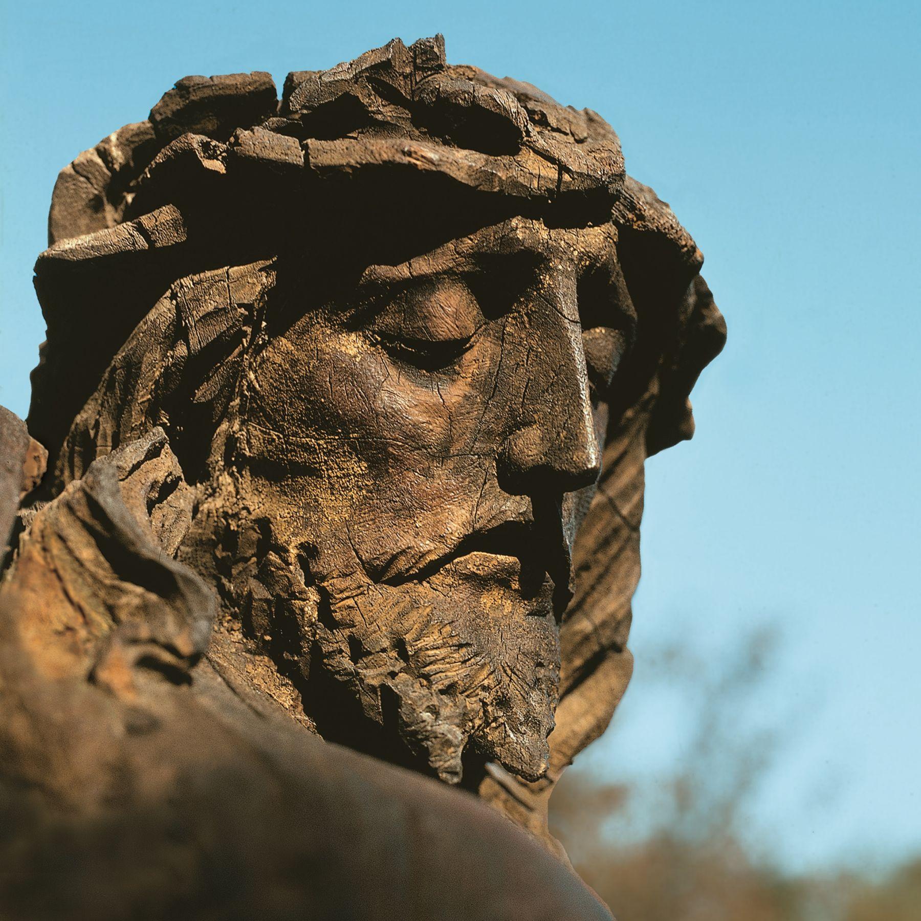 Olasz Ferenc: Krisztus (Zala megye)